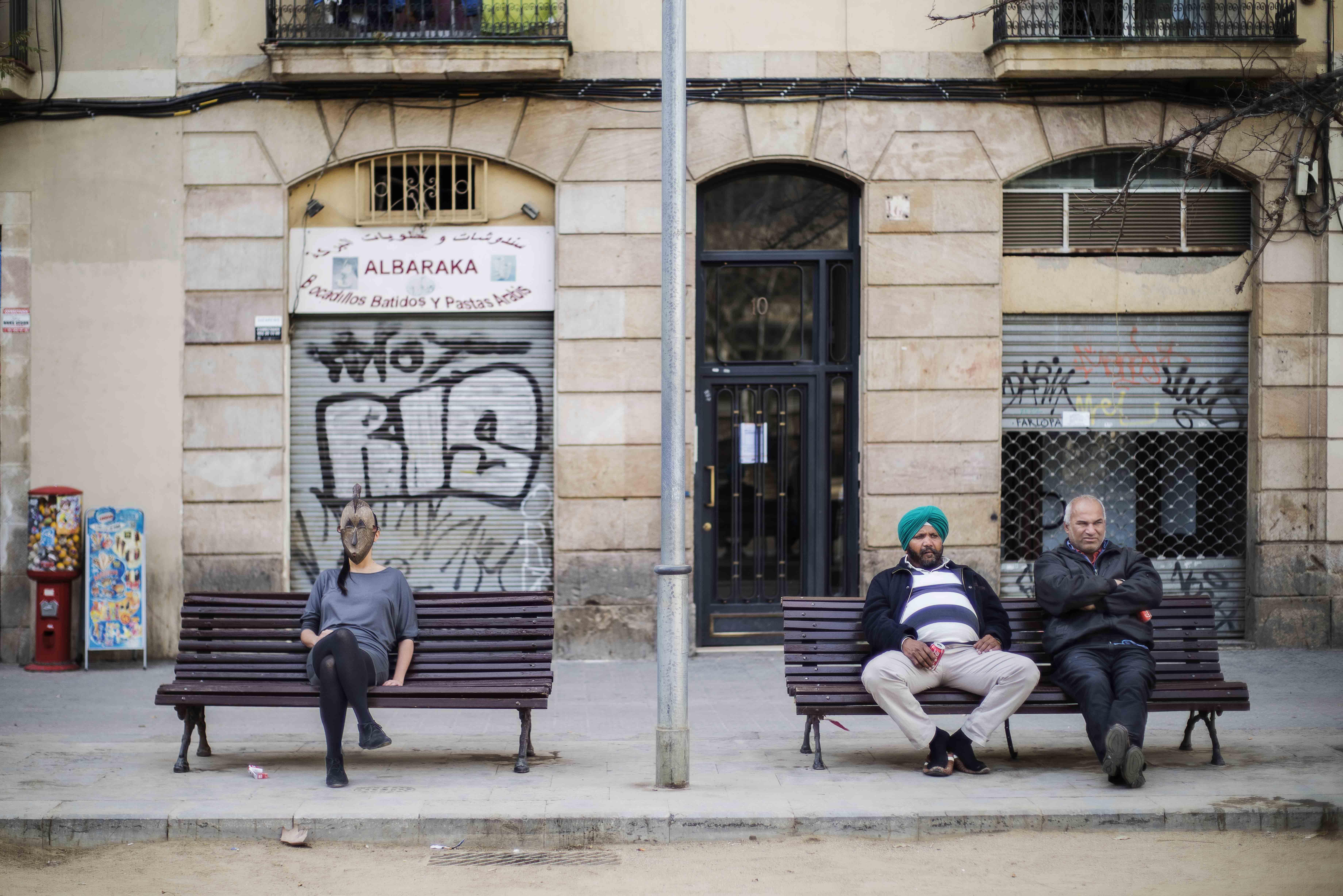 judith in Barcelona 13