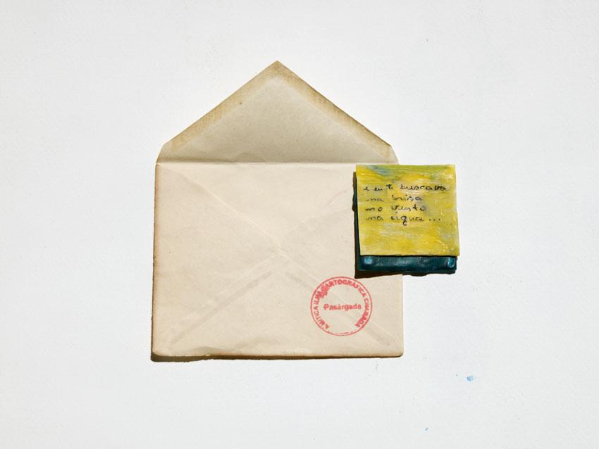 carta ao marinheiro morto