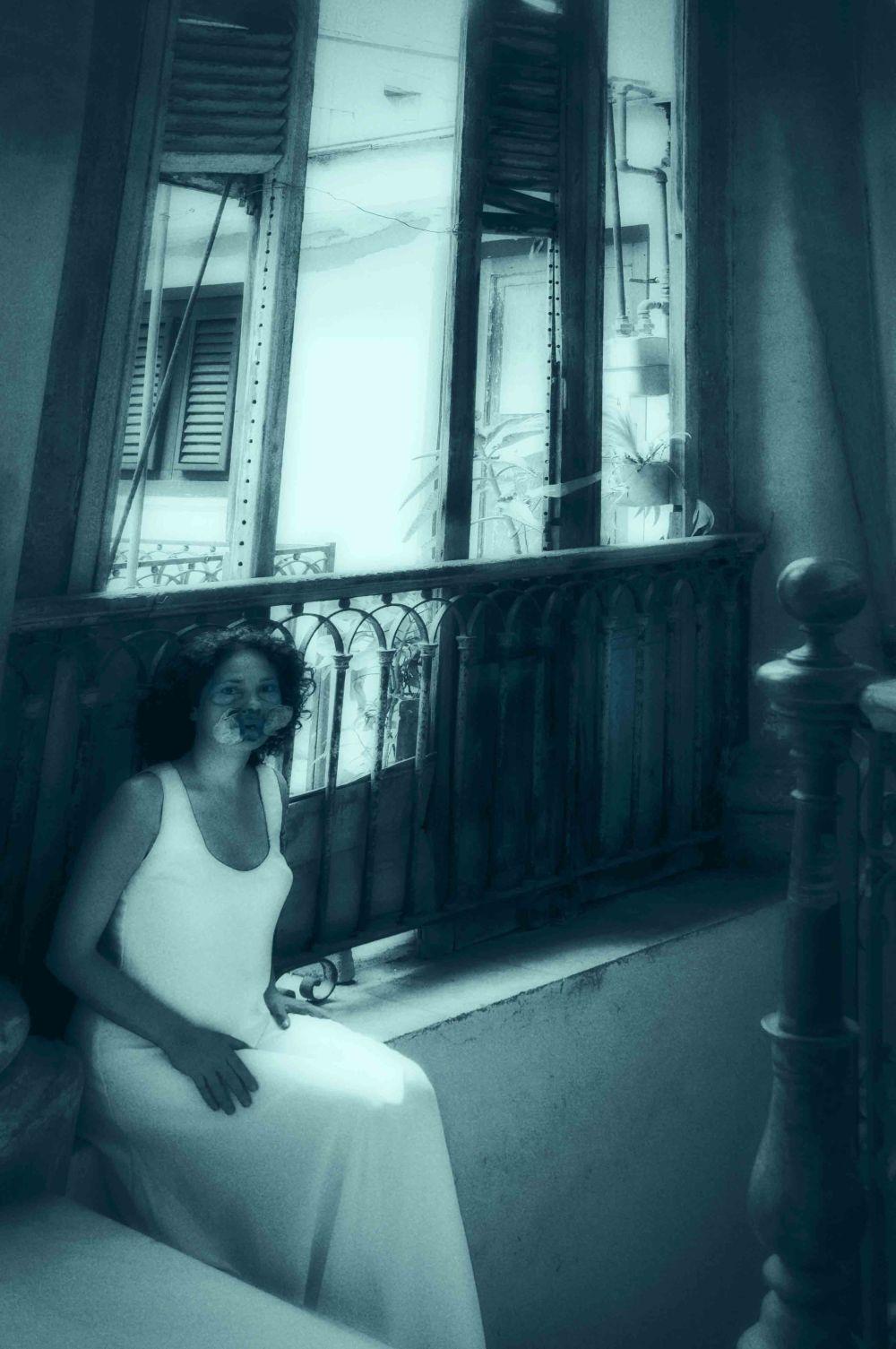 immigrant mermaid#5 Havana vieja, 2013